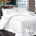 Луксозен спален комплект VIP сатен - DIANA