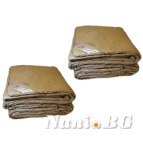 Комплект 2 олек. завивки от камилска вълна