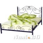 Метално легло Лидия