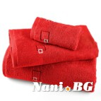 Хавлиени кърпи Марбела - червено