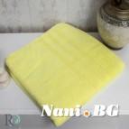 Хавлиени кърпи Елица - жълто
