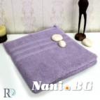Хавлиени кърпи Елица - светло лила