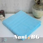 Хавлиени кърпи Елица - синя
