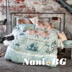 Детски луксозен спален комплект WORLD TRAVEL
