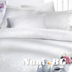 Луксозен спален комплект LIFE WHITE