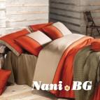 Луксозен спален комплект ANNETTE – ORANGE