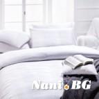 Луксозен спален комплект HARRISON WHITE