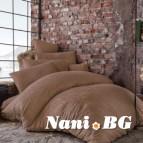 Луксозен спален комплект MEDUSA brown