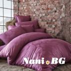 Луксозен спален комплект MEDUSA purple