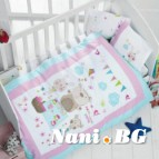Бебешко спално бельо - Whisper