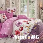 Спално бельо Аманда Лилав