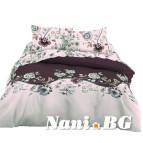 Спално бельо памучен сатен - Танита