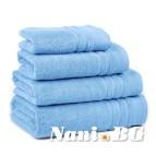 Хавлиени кърпи - Монте Карло - синьо