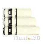 Хавлиени кърпи Атина 450 гр - екрю