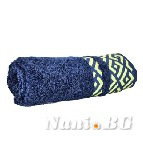 Хавлиени кърпи Алия - индиго