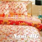 Луксозно спално бельо LINENS - BERRY