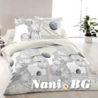 Спално бельо Орхидея