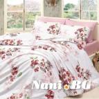 Спално бельо от лимитирана колекция - Coral Pembe