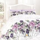 Спално бельо от лимитирана колекция - Riela Lila