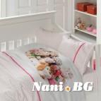 Бебешко спално бельо-Бамбук - Puf Puf