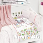 Бебешко спално бельо с одеяло бамбук - Уел