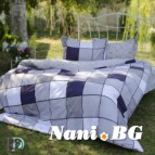 Спално бельо памук - Рамона