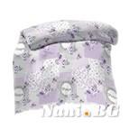 Плик - Торба - букет лила