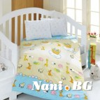 Бебешко спално бельо - Сафари Бебе