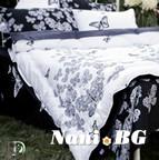 Спално бельо памук щампа - Северина
