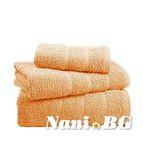 Хавлиени кърпи Бейсик - крем