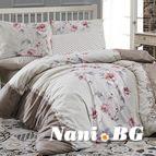Спално бельо KAREN KAHVE