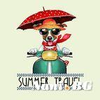 Декоративни възглавници - Summer Travel
