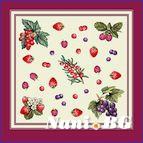 Декоративни възглавници - Горски плодове