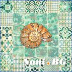 Декоративни възглавници - Охлюв