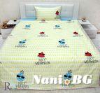 Детски спален комплект Плодчета
