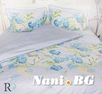 Спално бельо памучен сатен Лозана