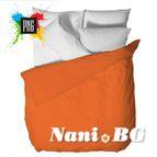 Едноцветни пликове,торби - оранжевo
