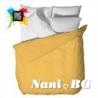 Едноцветни пликове,торби - жълто