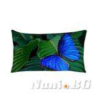 Декоративни възглавници минимат тринити - пеперуда