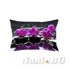 Декоративни възглавници минимат тринити - орхидея