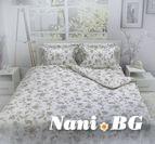 Спално бельо памучен сатен Медисън