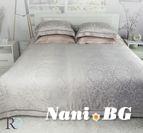 Луксозно спално бельо модал - Анхела Шампанско