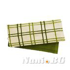 2 бр - Кухненски кърпи - зелено