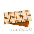 2 бр - Кухненски кърпи - оранжево