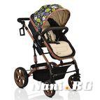 Детска комбинирана количка Pavo - екрю
