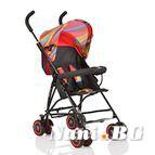 Детска лятна количка Billy - червено