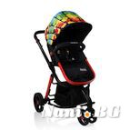 Детска комбинирана количка Sarah - дъга