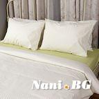 Спално бельо - Зелена Плетеница