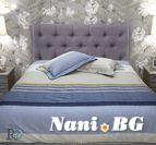 Спално бельо бръширан памук - Тара