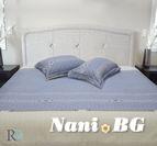 Спално бельо бръширан памук - Хелена